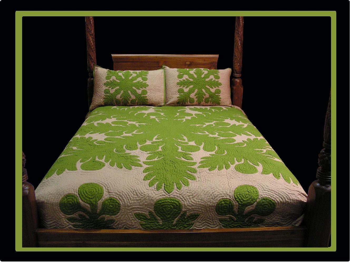 Hawaiian Quilts By Gr8 Hawaiian Gift Company